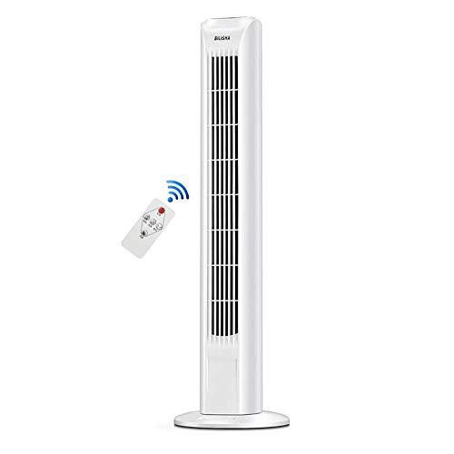 XYSQWZ Ventilador Sin Hojas Ventilador Eléctrico Ventilador De Piso para El Hogar Ventilador De Torre Silencioso Máquina De Aire Frío 45w