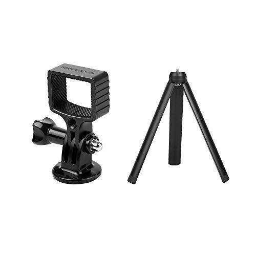 XCQ Tasche Aluminium adatper Mount Gimbal-Expansionshalterung mit Stativ for DJI Selfie-Stativ-Zylinderwagen-Sauger-Clamp-Zubehör langlebig 1122