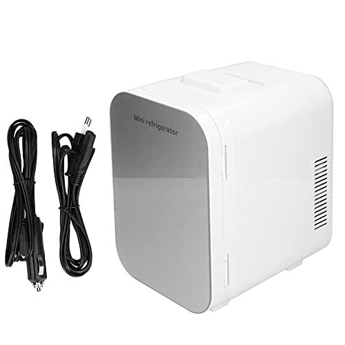 Refrigerador, mini refrigerador del coche 8L Calentador del refrigerador del refrigerador de la bebida de la comida para la astilla DC12V/EU 220V