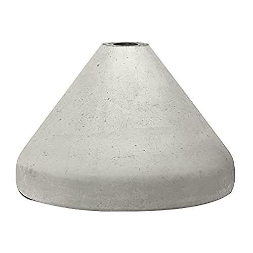 Blomus Standfuß Monto, beton, 24x24x15.1 cm, 65442