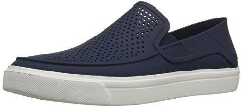Crocs Crocs CitiLane Roka Slip-on, Herren Sneakers, Blau (Navy/white), 39/40 EU