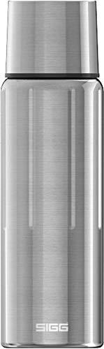 Sigg Gemstone IBT Selenite Thermo Trinkflasche (1.1 L), schadstofffreie und isolierte Trinkflasche, auslaufsichere Thermo-Flasche aus Edelstahl