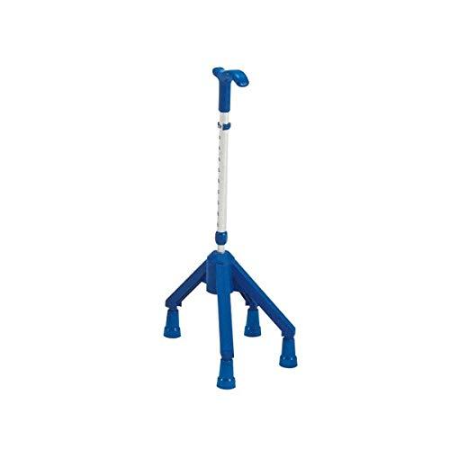 CHINESPORT - Quadripode a base larga con manico aperto regolabile in altezza...