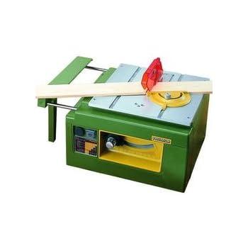 プロクソン [PROXXON] スーパーサーキュラソウテーブル No.28070(卓上丸鋸盤) 【木工用チップソー(超硬)φ85mm NO.28733付】