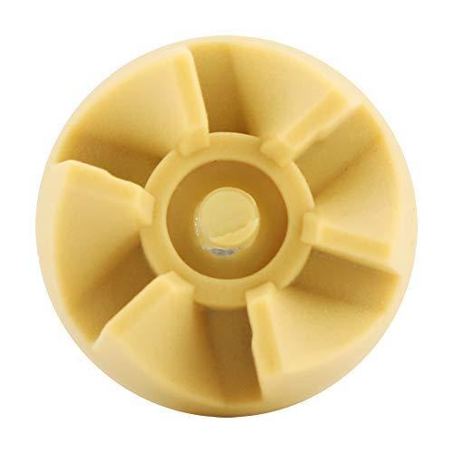 Engranaje de goma - 1 pieza de repuesto de engranaje base de goma accesorio para licuadora exprimidor de frutas