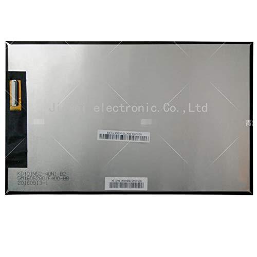 HUOGUOYIN Kit de reemplazo de Pantalla 10.1' Apto for Lenovo MIix 310-10ICR MIix 310 Pantalla LCD de Matriz 10ICR Pantalla Piezas de Repuesto de Tablet PC Kit de reparación de Pantalla de Repuesto