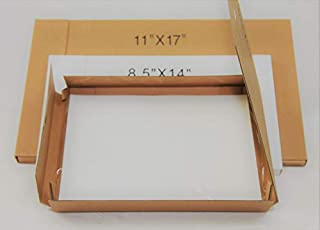 8.5 x 14 Inch Waterproof Inkjet Transparency Film for Silk Screen Printing - 1 Pack (100 Sheets)
