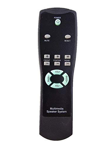 BhalTech PH-3321 Multimidea Speaker System Remote Control Compatible for Home Theater Philips