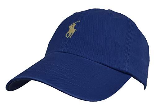 Ralph Lauren Basecap Sport Cap Baumwolle One Size (Blue)