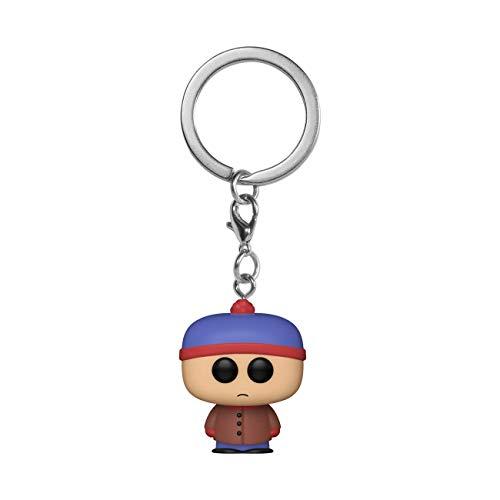 Funko- Pop South Park-Stan Keychain, Multicolor (51641)