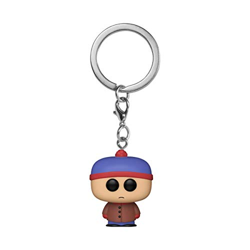 Funko- Pop Keychain: South Park-Stan Figurine de Collection, 51641, Multicoleur