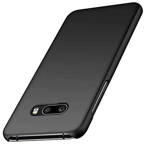 Kqimi Hülle für LG G8X ThinQ, Superdünne Leichte Matte Handyhülle Einfache Stoßfeste Kratzfeste Ganzkörper Hülle kompatibel mit LG V50S ThinQ (6.4