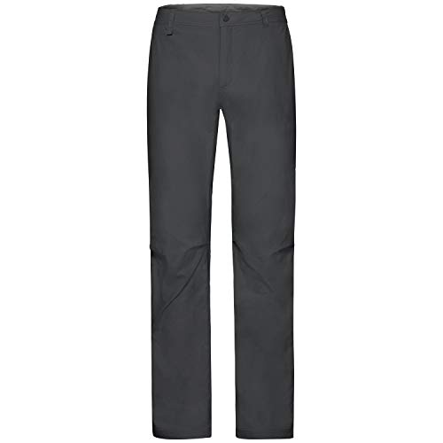 Odlo Platinum Lo Pantalon pour Homme L Graphite/Noir