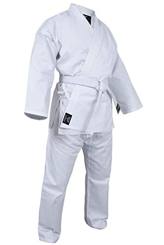 Jayefo Karate GI (White, 000)