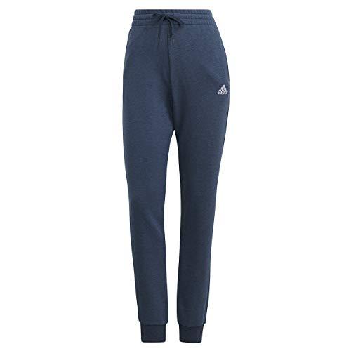 adidas W Lin FT C PT pants (1/1), crew navy mel/white, XL Womens