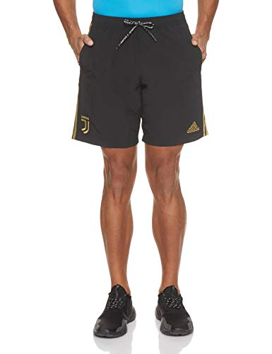 adidas Performance Juventus Turin Sweat Short Herren schwarz/Gold, S