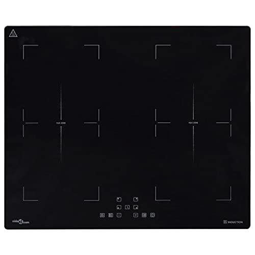 FAMIROSA Placa de inducción integrada Control táctil 3000 W 60 cm-11,88KG