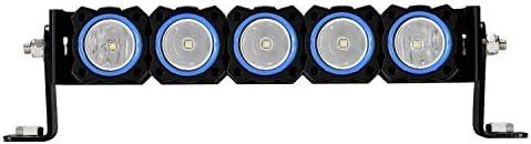 KC HiLiTES 30563 FLEX Blue Bezel Ring 5 Pack product image