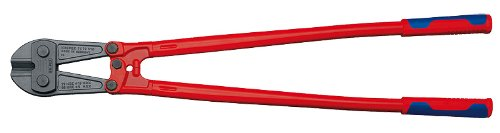 KNIPEX Tools - Large Bolt Cutter, Multi-Component (7172910)