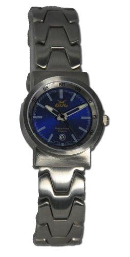 Gul 4269-004 - Reloj de Mujer de Cuarzo, Correa de Acero Inoxidable Color Plata