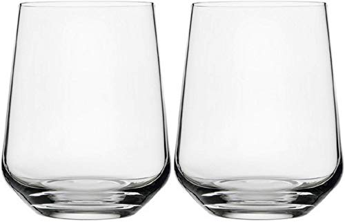 Iittala 1008565 Essence 2-er Set Becher 35 cl, Glas