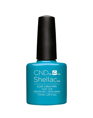 CND Shellac 7,3ml - LOST LABYRINTH - Garden Muse Printemps 2015