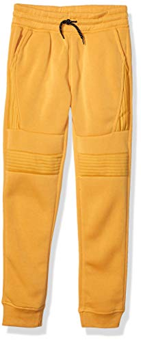 Southpole Jungen Active Basic Jogger Fleece Pants Jogginghose, Timberland 1, XL