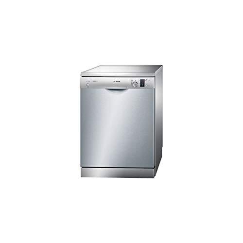 Lave vaisselle Bosch SMS25AI00E - Lave vaisselle 60 cm - Classe A+ / 48 decibels - 12 couverts - Inox bandeau : Silver - Pose libre