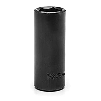 "Crescent CIMS28 1/2"" Drive, Deep Impact Socket - 6 Point"