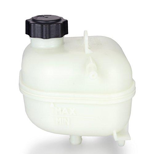 Dromedary 17137529273 Radiator Coolant Expansion Header Tank Bottle W/Cap For Mini Cooper S R52 R53