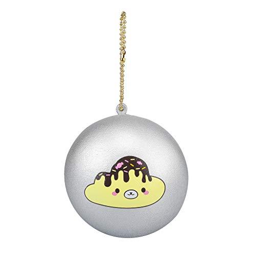 OVINEE Squeezee SquishyBrot Anhänger duftenden Charme langsam steigende Sammlung Stressabbau Spielzeug