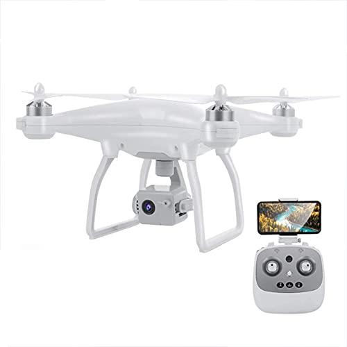 DCLINA Nuovo Drone Stabilizzatore cardanico a 3 Assi Droni GPS 2 km con Fotocamera HD 4K 30 Minuti Volo 5G WiFi FPV Drone Motore brushless quadricottero Professionale