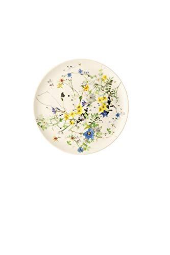 Rosenthal 10530-405108-10218 Brillance - Fleurs des Alpes - Brotteller/Dessertteller/Kuchenteller - Ø 18 cm - Porzellan
