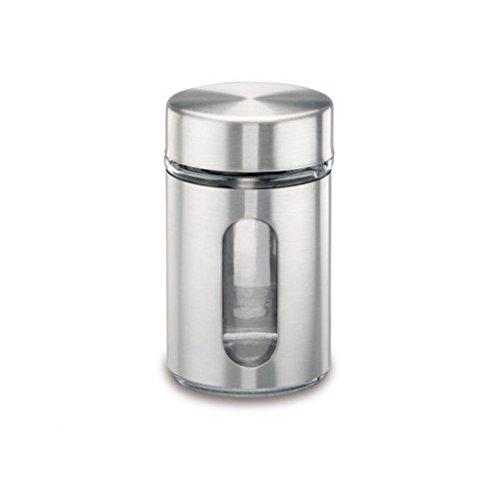 Justinus Gewürzglas 75 ml 171124 LifeStyle Vorratsdosen aus Metall L/B/H ca. 5/5/8 cm