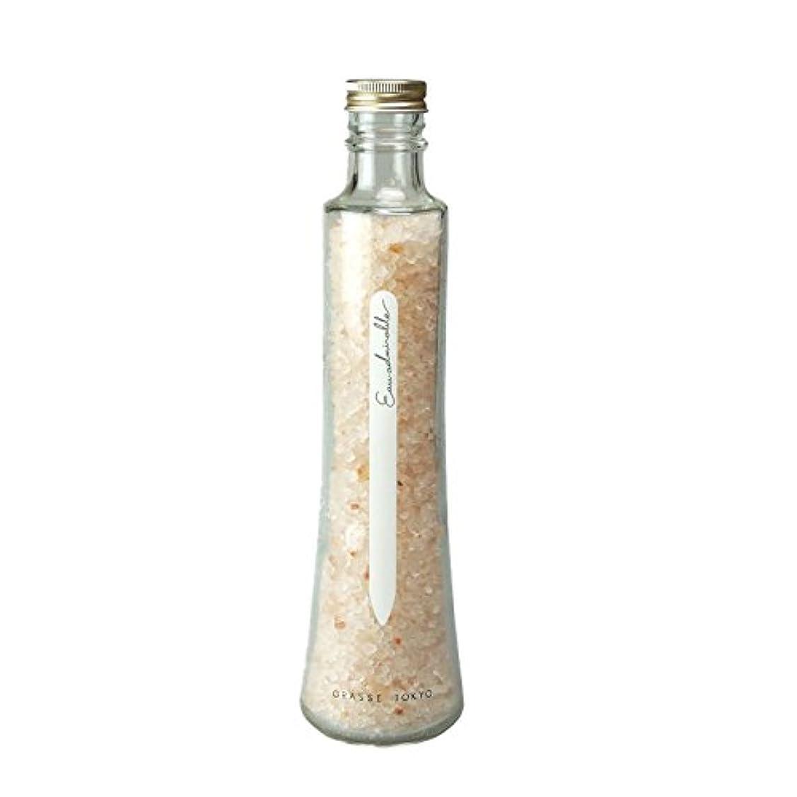 アラブ歌機関グラーストウキョウ フレグランスソルト(浴用、12回分ボトル) Eau admirable 360g