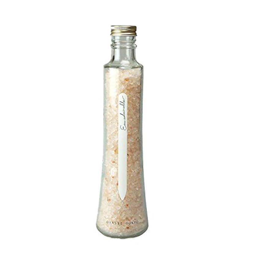 小切手気性ライドグラーストウキョウ フレグランスソルト(浴用、12回分ボトル) Eau admirable 360g