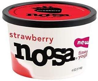 Noosa Yoghurt 4 oz Pack of 6 (Strawberry)