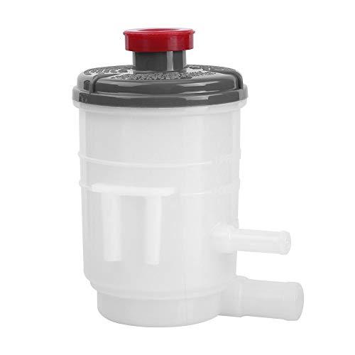 Botella de aceite del depósito de líquido de la bomba de dirección...