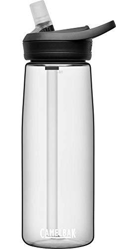 CAMELBAK Unisex Jugend Trinkflasche Eddy+, Transparent, 750 ml