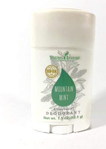 AromaGuard Mountain Mint Deodorant by Young Living Essential Oils - 1.5oz.