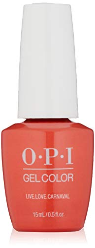 OPI Gel Color Nail Gel - Live Love Carnival, 1er Pack (1 x 15 ml)