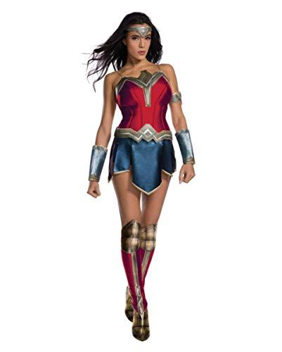 Horror-Shop Original Wonder Woman Superheldin-Kostüm S