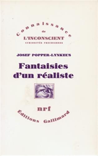Fantaisies d'un réaliste PDF Books