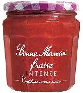 Bonne Maman Confiture Fruitee Intense Fraises 335g