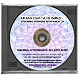 BMV Quantum Subliminal CD Sportsmanship: Be A Good Sport (Ultrasonic Subliminal Series)