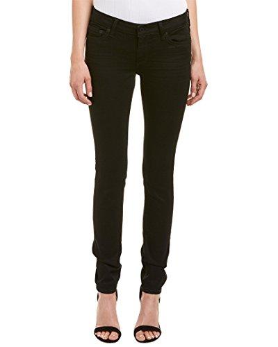 Lucky Brand Damen Jeans Lolita, mittellang, Schwarz/Bernstein - - 46