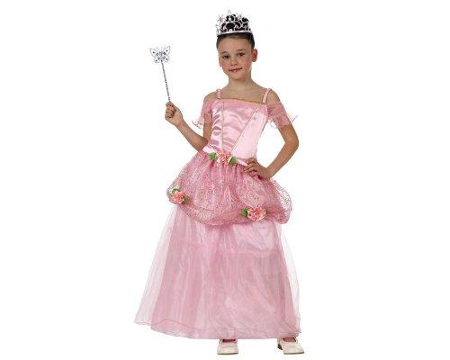 Atosa - 12212 - Costume - Déguisement De Princesse Rose - Taille 3