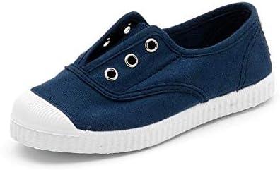 Cienta Kids Shoes 70997 (Toddler/Little Kid/Big Kid) Navy 36 (US 4.5 Big Kid) M