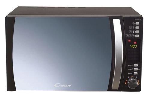 Candy CMG25DCB - Micro-Onde MO GRIL ELECTR 900W PL TOUR 31,5 NOIR 25L 5PUISS CAV PEINT L39,5H51,1P28,4