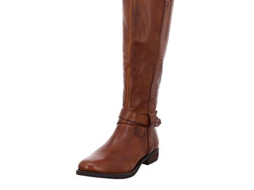 SPM Shoes & Boots 06099942-01-02002-13013 Bottes pour femme Marron - Marron - marron, 38 EU